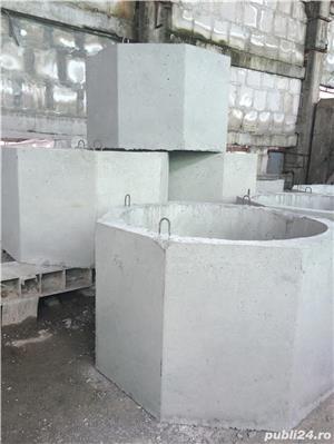 Tuburi fantana,pavaje,spalieri vie,prefabricate beton - imagine 3