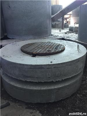 Tuburi fantana,pavaje,spalieri vie,prefabricate beton - imagine 7