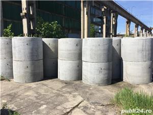 Tuburi fantana,pavaje,spalieri vie,prefabricate beton - imagine 1