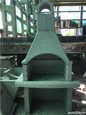 Tuburi fantana,pavaje,spalieri vie,prefabricate beton - imagine 6