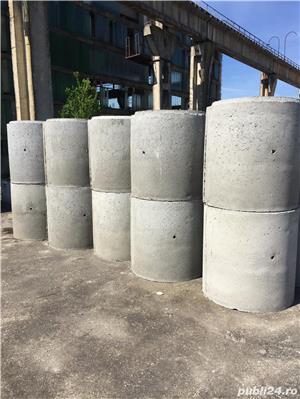 Tuburi fantana,pavaje,spalieri vie,prefabricate beton - imagine 2