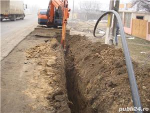 Executam fundatii, drenaje, retele apa, canalizare - imagine 3