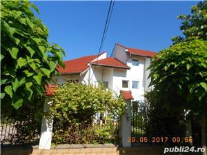 Mehala,Vila P+1E+M,s- 660 mp,t- 2500 mp,9 camere,5 bai,teren tenis,piscina,pret 399.000 euro  - imagine 1