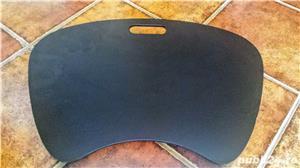 Ventilator (cooler) si suport laptop   - imagine 4