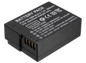 Acumulator Panasonic DMW-BLC12 Lumix DMC-GH2 G5 G6 G7 GX8 FZ300 200 - imagine 2