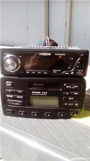 radio ford focus original+ radio cd cu stik. - imagine 1