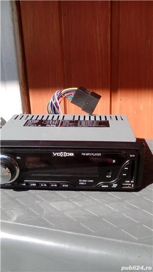 radio ford focus original+ radio cd cu stik. - imagine 2