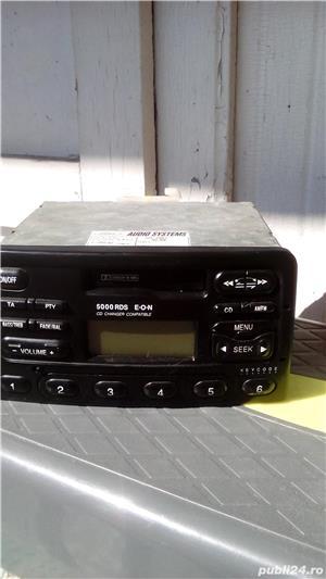 radio ford focus original+ radio cd cu stik. - imagine 3