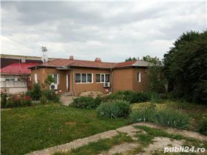 Casa de vanzare + teren - imagine 1