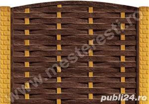 Gard beton Celtic 1 - Transport Gratuit in tara - imagine 2
