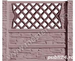 Gard beton Normand 7 - Transport Gratuit in tara - imagine 3