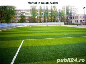 Vanzare Gazon Sintetic Plastic pentru Fotbal Napoli, 20% Reducere - imagine 7