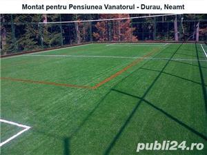 Vanzare Gazon Artificial Sintetic pentru fotbal Manchester - Garantie 5 ani - imagine 4