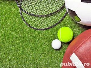 Vanzare Gazon Artificial Sintetic pentru fotbal Manchester - Garantie 5 ani - imagine 7