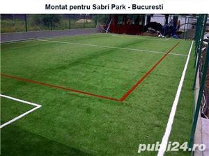 Vanzare Gazon Artificial Sintetic pentru fotbal Manchester - Garantie 5 ani - imagine 6