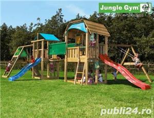 Set de joaca Jungle Gym Modul Bridge Link - LIVRARE IN TOATA TARA - imagine 4