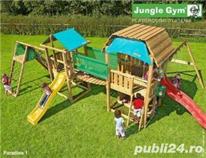 Set de joaca Jungle Gym Modul Bridge Link - LIVRARE IN TOATA TARA - imagine 3