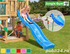 Loc de joaca Jungle Gym Playhouse platform XL - LIVRARE IN TOATA TARA - imagine 1