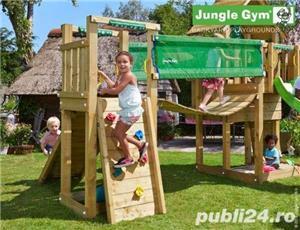 Set de joaca copii Jungle Gym Modul Bridge - Livrare oriunde in tara! - imagine 1