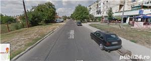 2873 mp teren cu PUZ pentru blocuri, clinica, supermarket , case etc. Linga liceul AUTO - imagine 2