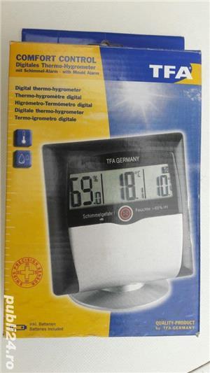 Termometru cu hidrometru - imagine 1