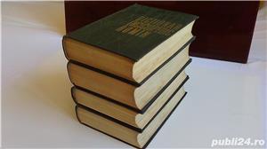 Dictionarul Enciclopedic Roman,Academia R.P.R.- 4 vol. 1962-1966  - imagine 4