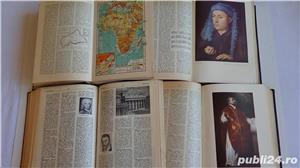 Dictionarul Enciclopedic Roman,Academia R.P.R.- 4 vol. 1962-1966  - imagine 7