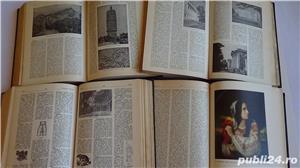 Dictionarul Enciclopedic Roman,Academia R.P.R.- 4 vol. 1962-1966  - imagine 9