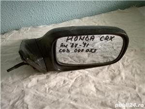 Oglinda Honda CRX dreapta an fab. 1987-1991 - imagine 1