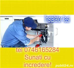 Montaj Masini de Spalat Iasi Tel 0746165284 - imagine 3