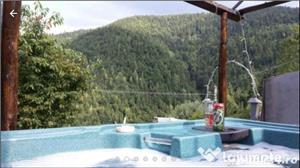 Inchiriem cabana la Maguri-Racatau,cu sauna si jacuzzi - imagine 2
