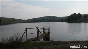 Iazuri piscicole cu teren in Suceava- ideal pescuit sportiv, afaceri piscicultura, ferma etc - imagine 3