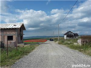 Parcela 405 mp cu utilitati Sanpetru - imagine 1
