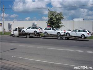 tractari  auto   - transport   auto , autoutilitare -,utilaje mici,  agricole - imagine 7