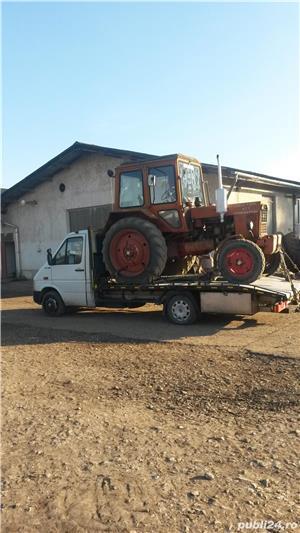 tractari  auto   - transport   auto , autoutilitare -,utilaje mici,  agricole - imagine 6
