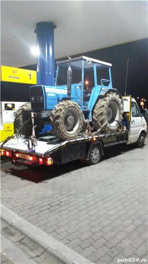 tractari  auto   - transport   auto , autoutilitare -,utilaje mici,  agricole - imagine 8