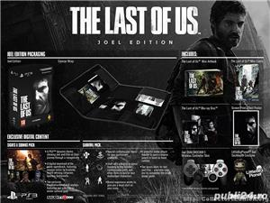 Joc PS3 - The Last of Us : Joel Special Edition , rar , de colectie - imagine 7