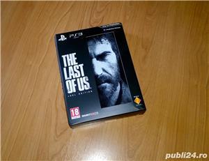 Joc PS3 - The Last of Us : Joel Special Edition , rar , de colectie - imagine 1