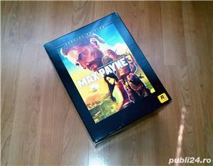 Joc Xbox 360 - Max Payne 3 Special Collector's Edition, nou - imagine 1