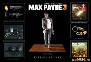 Joc Xbox 360 - Max Payne 3 Special Collector's Edition, nou - imagine 5