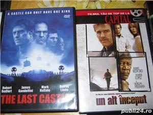 ROBERT REDFORD,18 DVD ORIGINALE,FILME DE OSCAR,IN ROMANA,COLECTIE DE LUX,INCEPUTURI PANA IN PREZENT - imagine 11