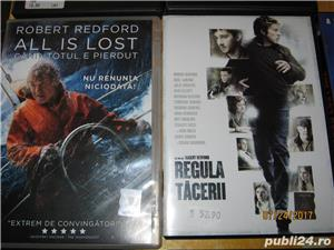 ROBERT REDFORD,18 DVD ORIGINALE,FILME DE OSCAR,IN ROMANA,COLECTIE DE LUX,INCEPUTURI PANA IN PREZENT - imagine 10