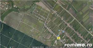 Oferim  teren de case triplex, 916  mp zona Dumbravita-Giarmata Vii - imagine 1