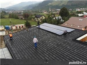 Sistem complet Panouri fotovoltaice Off grid 5 kWp - imagine 2