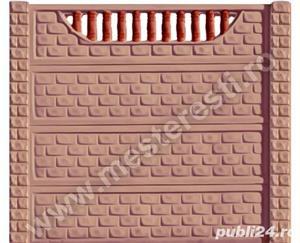 Gard Beton - Troian 6, Garantie Certificata 25 ani - imagine 1