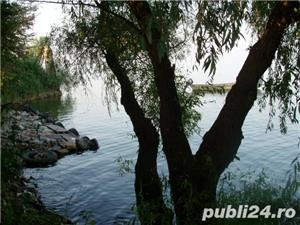 Teren Delta Dunarii 1750mp, iesire Lac Razelm 20m - imagine 1