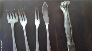 12 piese argintate vechi - imagine 2
