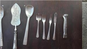 12 piese argintate vechi - imagine 1
