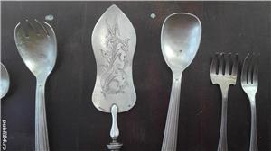 12 piese argintate vechi - imagine 4