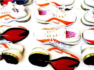 Adidasi Nike panza albi albastru nr 36, 37, 38, 39, 40 - imagine 10